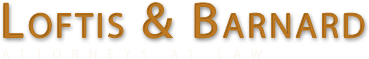 Loftis & Barnard, Attorneys At Law <br>A Professional Association logo